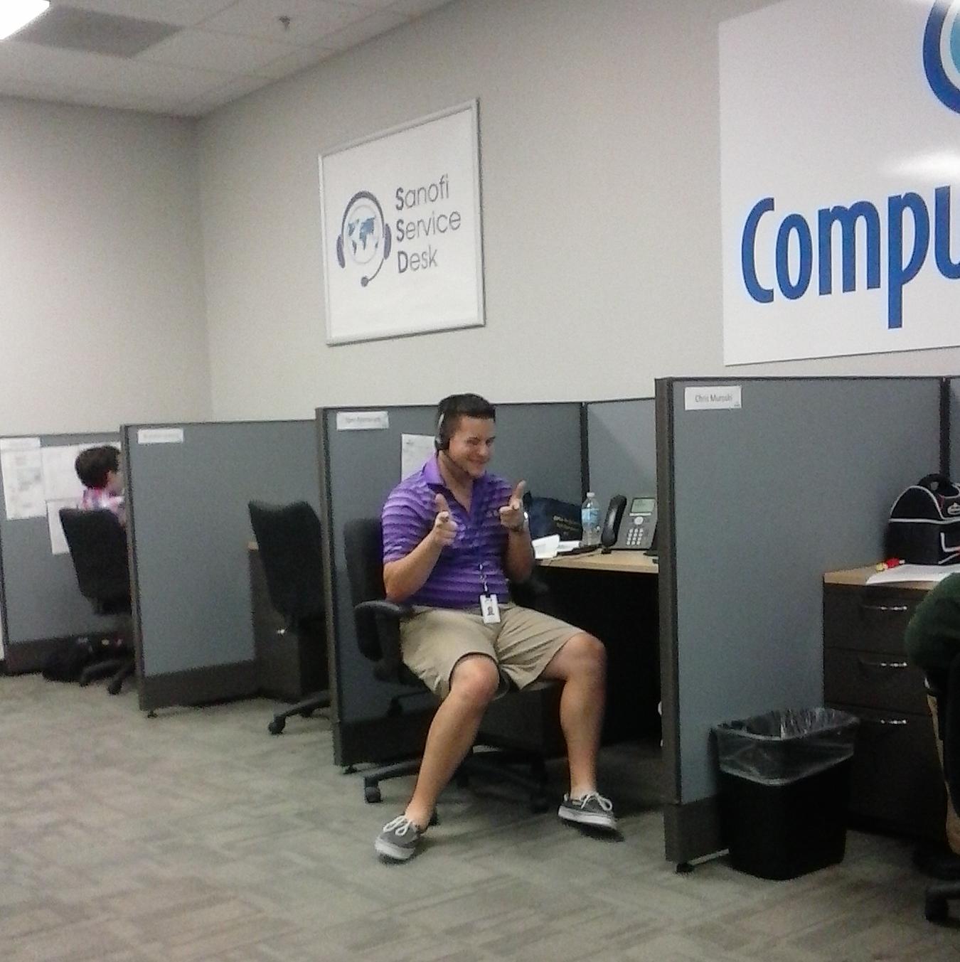 progressive call center